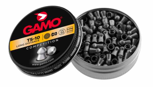 Plombs ts 10 tête pointue 4,5 mm - gamo